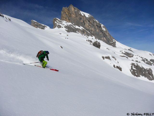 Ski Sébastien Monney