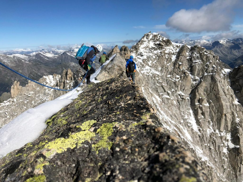 Alpinisme Sébastien Monney